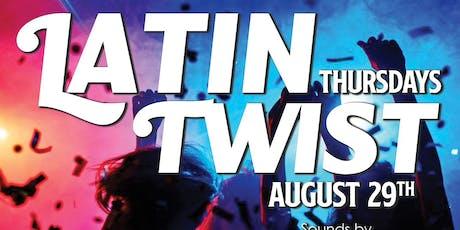 Latin Twist DJ JRS tickets