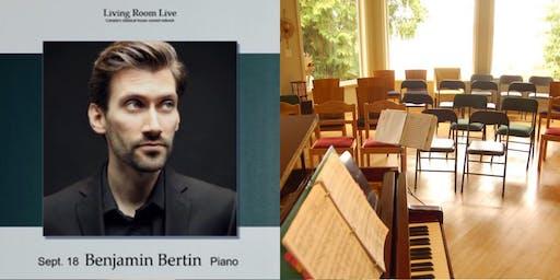 Living Room Live Classical Piano Concert