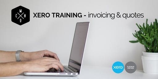 XERO TRAINING: Invoicing & Quotes (Tauranga)