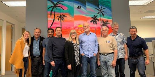 Berkeley Haas OC Alumni Board Meeting--October 8, 2019