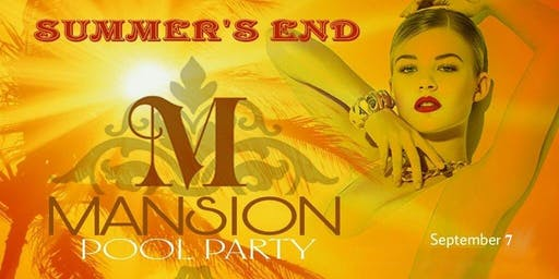 ♥Bay Area Singles End Of Summer Mansion Pool Party♥