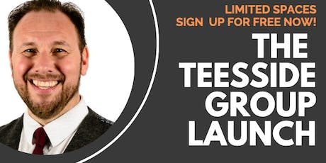 Next Generation Business - TEESSIDE networking launch tickets