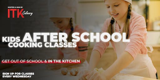 ITK Kids After School Cooking Classes