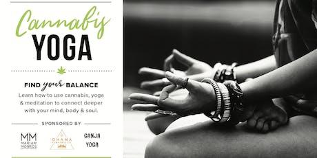 Cannabis Yoga tickets