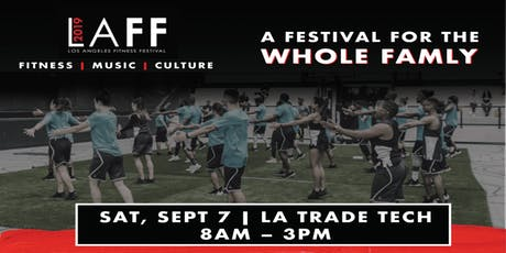 Los Angeles Fitness Festival tickets