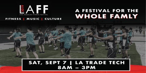 Los Angeles Fitness Festival