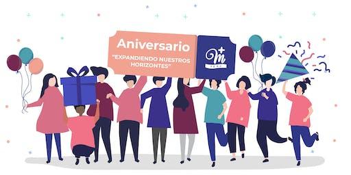 """Aniversario de + Mujeres en UX Perú """"Expandiendo nuestros horizontes"""""""
