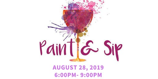 CWE Sip and Paint