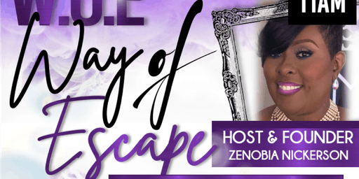 Way of Escape: Women's Conference