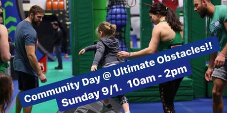 Community Day  @ Ultimate Obstacles tickets