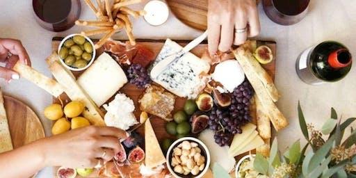 Activité de fin de saison Vin et fromages Tennis Maria-Goretti