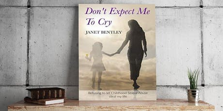 """Janet Bentley's """"Don't Expect Me to Cry"""" Presentation at Scuppernong Books tickets"""