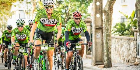 Group Ride GFNY Portugal - Saidas pre-prova para reconhecer o percurso bilhetes