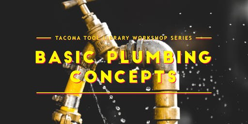Basic Plumbing Concepts [Sold Out]