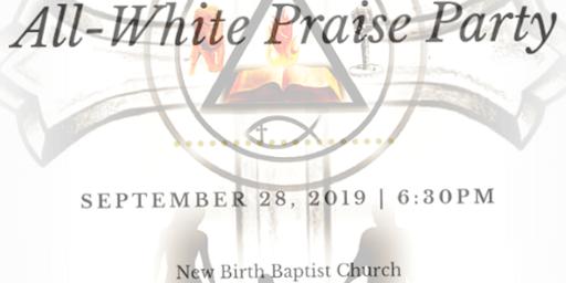 All-White Praise Party