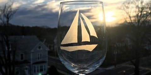 Etched Wine Glasses Workshop