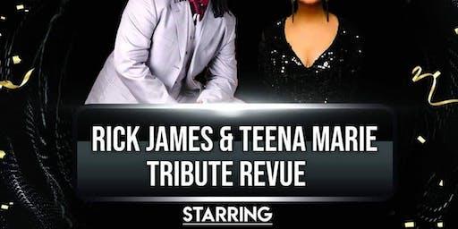Rick James & Tina Marie Tribute