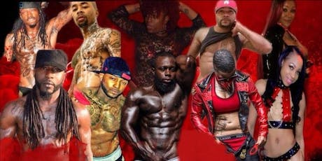 KATS BDAY SHOW: THE SEE THROUGH  AFFAIR... MALE REVUE tickets