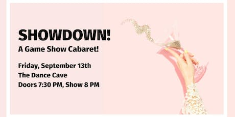 Showdown: A Burlesque Game Show! tickets