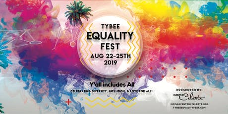 Tybee Island Equality Fest- VIP ALL WEEKEND PASS tickets
