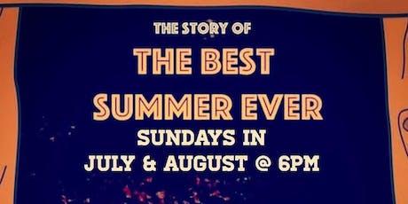 The Best Summer Ever tickets