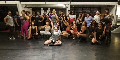 Curvy Confidence Dance Fitness w/Saaneah tickets