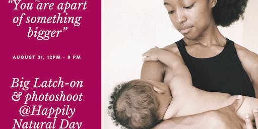 Black Breastfeeding Week RVA 2nd Annual Celebratory Kickoff at the The 16th