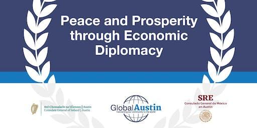 Peace and Prosperity through Economic Diplomacy
