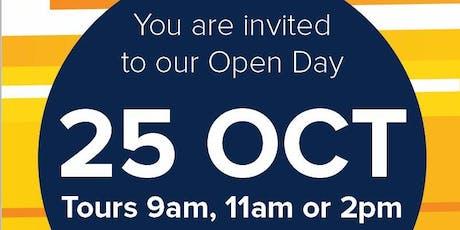 Salesian College Sunbury Open Day - 11am tour tickets
