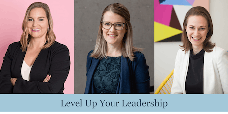 Level Up Your Leadership tickets