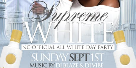 Farotage All White Day Party tickets