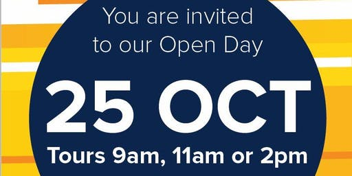Salesian College Sunbury Open Day - 2pm tour