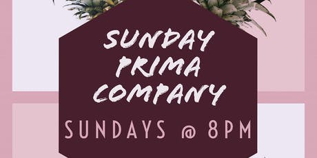 Sunday Prima Company tickets