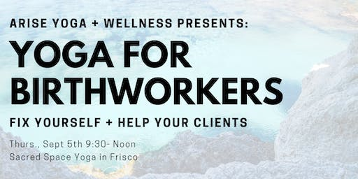 Yoga for Birthworkers