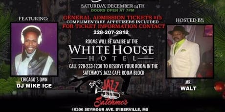 2nd Annual Chicago Steppers Christmas Set tickets