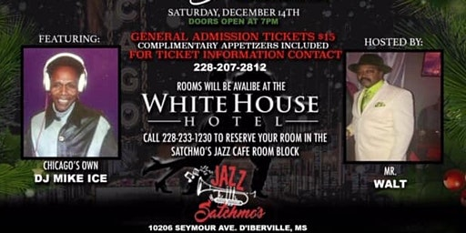 2nd Annual Chicago Steppers Christmas Set