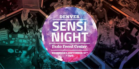 Sensi Night Denver 9.18.19 tickets