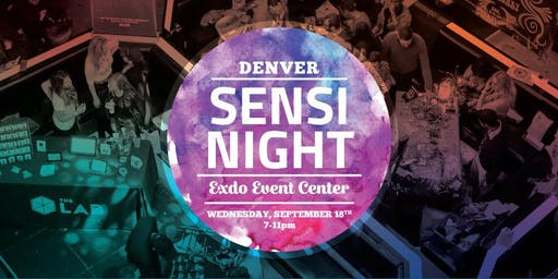 Sensi Night Denver 9.18.19