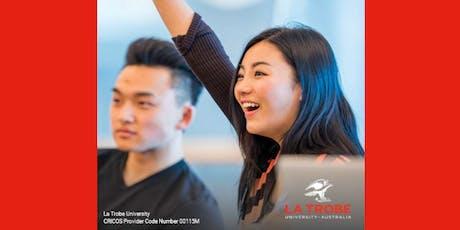 Come and experience La Trobe University, Australia Class in Vietnam tickets