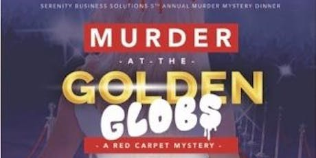 Murder At The Golden Globs tickets
