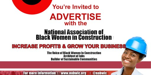 to Advertise with NABWIC - NABWIC's CBC (Congressional Black Caucus) Reception