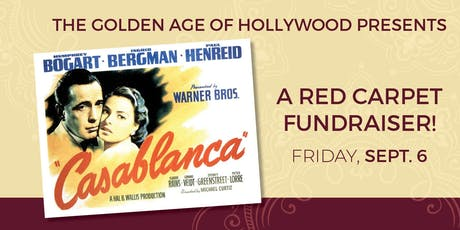 The Golden Age of Hollywood tickets