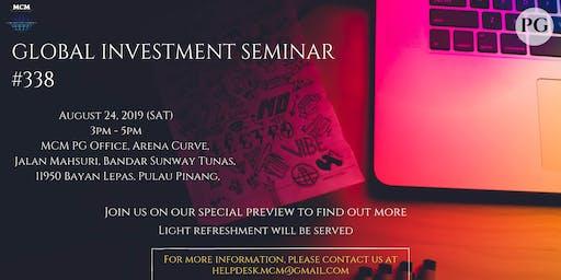 Global Investment Seminar #388