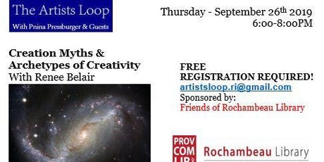 The Artists Loop - Creation Myths & Archetypes of Creativity  tickets
