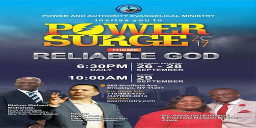POWER SURGE CONVENTION 2010