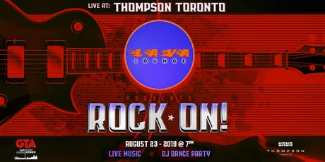 LAVA Lounge - Rock On! tickets