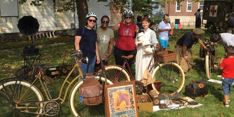 WE Bike to Governors Island: The WWI History Buff Edition!! tickets