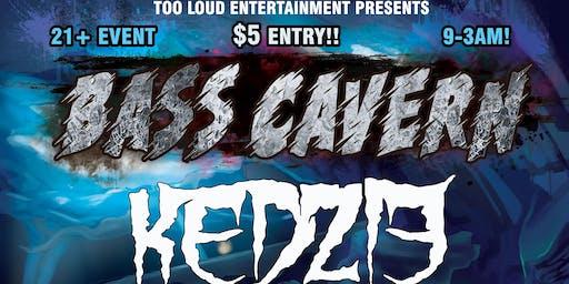 Bass Cavern: Kedzie's Revenge!