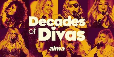 Decades of Divas tickets