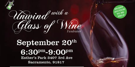 Moms Rock Presents: 'Unwind with a Glass of Wine & Laughs' Fundraiser  tickets